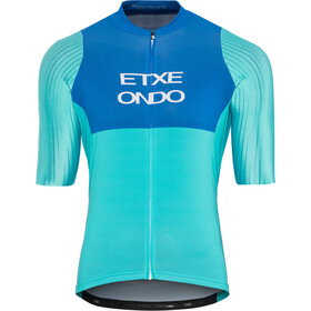 Etxeondo On Aero Jersey korte mouwen Heren, blue